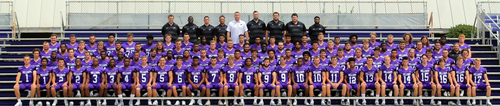 2018 Football Roster Millsaps College Athletics